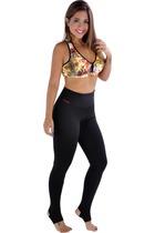 Calça Fitness com Pezinho F28-4