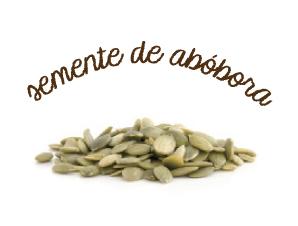 semente de abóbora
