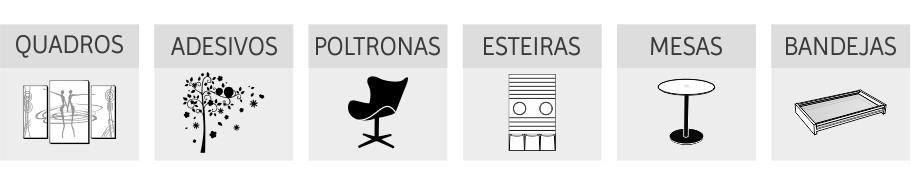 Quadros Decorativos Personalizados G3 Peças Zarco Interiores em Ubá